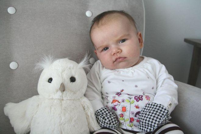 baby owl | bebewears.com