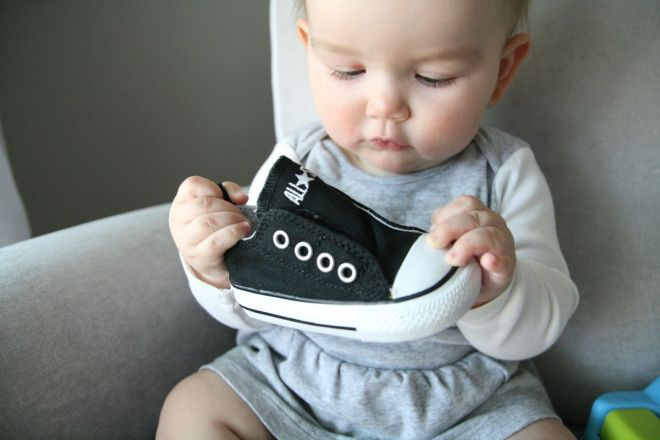 baby converse | bebewears.com