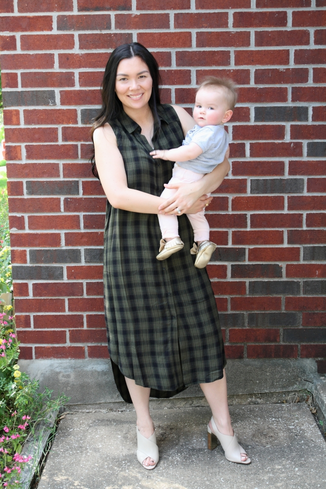 plaid dress | bebewears.com