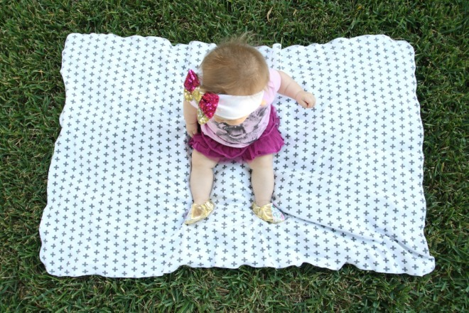 modern baby blankets | bebewears.com