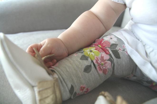 floral leggings | bebewears.com